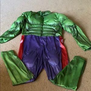 Disney Hulk (talking) Costume - no mask